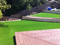 Quality artificial lawn